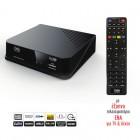 OSIO OST-2670D DVB-T/T2 FULL HD H.265 MPEG-4 ΨHΦIAKOΣ ΔΕΚΤΗΣ ΜΕ USB ΚΑΙ ΜΕΓΑΛΟ ΧΕΙΡΙΣΤΗΡΙΟ ΓΙΑ TV & ΔΕΚΤΗ - OSIO