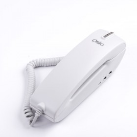 Osio OSW-4600W Λευκό Ενσύρματο τηλέφωνο γόνδολα - OSIO