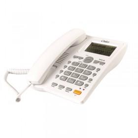 Osio OSW-4710W Λευκό Ενσύρματο τηλέφωνο με οθόνη - OSIO
