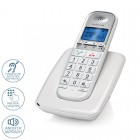 Motorola S3001 WHITE (Ελληνικό Μενού) Ασύρματο τηλέφωνο συμβατό με ακουστικά βαρηκοΐας - MOTOROLA