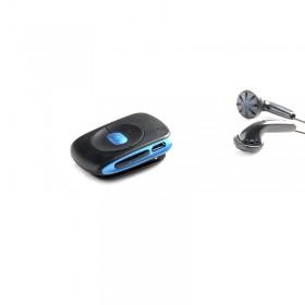 OSIO SRM-7640BB MP3 PLAYER ΜΑΥΡΟ / ΜΠΛΕ ΜΕ ΚΛΙΠ ΖΩΝΗΣ 4GB - OSIO