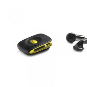 OSIO SRM-7640BG MP3 PLAYER ΜΑΥΡΟ / ΠΡΑΣΙΝΟ ΜΕ ΚΛΙΠ ΖΩΝΗΣ 4GB - OSIO