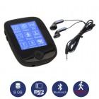 Osio SRM-8680B Mp3 / video player με Bluetooth και βηματομετρητή 8 GB - OSIO