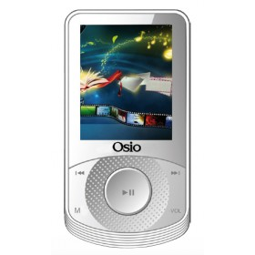 OSIO SRM-8580W MULTIMEDIA PLAYER - OSIO