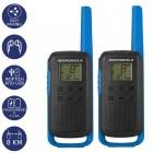 Motorola TALKABOUT T62 Walkie Talkie Μπλε 8 km - MOTOROLA