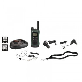 MOTOROLA TLKR T81 HUNTER WALKIE-TALKIE - MOTOROLA