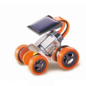 Ηλιακό αγωνιστικό όχημα
