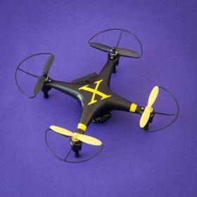 Spy Drone-μαύρο