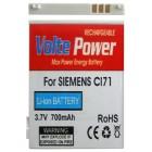 ΜΠΑΤΑΡΙΑ SIEMENS CL71 700mAh Li-ion VoltePower