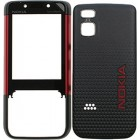 NOKIA 5610 RED BACK-FRONT COVER OR