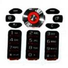 SONY ERICSSON W880 BLACK/RED ΠΛΗΚΤΡΟΛΟΓΙΟ 3P OR