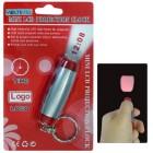 ΦΑΚΟΣ MINI LCD PROJECTION CLOCK YH-023 RED