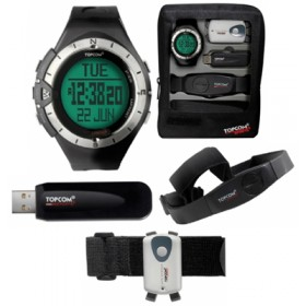 SENSOR WATCH TOPCOM GPS HB 10M00