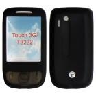 VOLTE-TEL ΘΗΚΗ HTC TOUCH T3232 3G ΣΙΛΙΚΟΝΗΣ BLACK