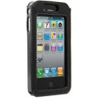 ΘΗΚΗ ΠΟΥΓΚΙ IPHONE 4G/4S LEATHER TOUCH COVER BLACK BUGATTI