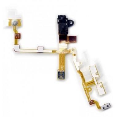 IPHONE 3G ΚΑΛΩΔΙΟ FLEX HANDS FREE/ON-OFF/SIDE KEYS WHITE 3P OR