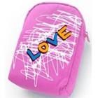 VOLTE-TEL ΘΗΚΗ UNIVERSAL DIGI-MOBILE V906 LOVE PINK
