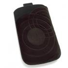 VOLTE-TEL ΘΗΚΗ ΠΟΥΓΚΙ SLIM CASE LOOP V612 BLACK S