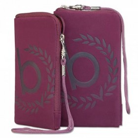 BUGATTI ΘΗΚΗ ΠΟΥΓΚΙ SOFT CASE ST NEOPREN ZIPPER RASPBERRY M