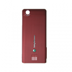 SONY ERICSSON J105 NAITE GINGER RED BATTERY COVER OR