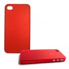 ΘΗΚΗ IPHONE 4G/4S FACEPLATE PC RED VOLTE-TEL