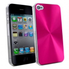VOLTE-TEL ΘΗΚΗ IPHONE 4G/4S FACEPLATE SHINY V036 PINK