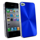 VOLTE-TEL ΘΗΚΗ IPHONE 4G/4S FACEPLATE SHINY V037 BLUE