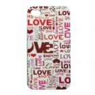 ΘΗΚΗ IPHONE 4G/4S FACEPLATE LOVE V041 VOLTE-TEL
