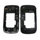 BLACKBERRY 8520 MIDDLE COVER BLACK  3P OR