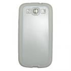 VOLTE-TEL ΘΗΚΗ SAMSUNG S3 I9300 TPU+PC WHITE-WHITE