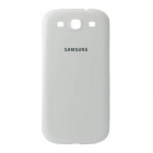 SAMSUNG I9300 Galaxy S3/I9301 S3 NEO WHITE BATTERY COVER 3P OR