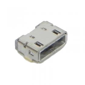SONY ST15i XPERIA MINI/ST17 ΚΟΝΕΚΤΟΡΑΣ ΦΟΡΤΙΣΗΣ MICRO USB 3P OR