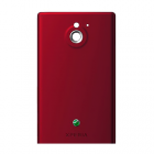 SONY MT27i XPERIA SOLE BATTERY COVER RED OR