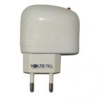 USB TRAVEL CHARGER VOLTE-TEL VTU045 1500mA WHITE