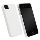ΘΗΚΗ IPHONE 4G/4S FACEPLATE BIOCOVER WHITE KRUSELL