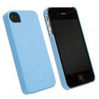 ΘΗΚΗ IPHONE 4G/4S FACEPLATE BIOCOVER LIGHT BLUE KRUSELL