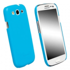 ΘΗΚΗ SAMSUNG I9300 FACEPLATE BIOCOVER LIGHT BLUE KRUSELL