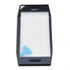 NOKIA X7 TOUCH SCREEN WITH FRAME COVER BLACK OR