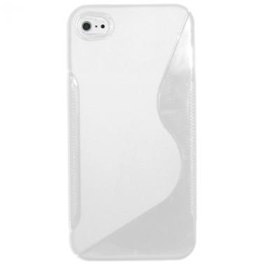 VOLTE-TEL ΘΗΚΗ IPHONE SE/5S/5 FACEPLATE FLEX TPU WHITE ALL