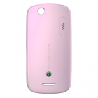 SONY ERICSSON W20 Zylo BATTERY COVER PINK ORIGINAL SERVICE PACK