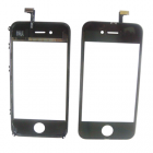 IPHONE 4G TOUCH SCREEN + LENS BLACK WITH FRAME