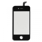 IPHONE 4S/4G TOUCH SCREEN + LENS BLACK