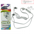 HANDS FREE NOKIA N81/5310/N96 FLAT WHITE VOLTE-TEL VT38 STEREO ON/OFF