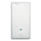 SONY ST23i XPERIA MIRO BATTERY COVER WHITE OR