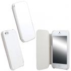 KRUSELL ΘΗΚΗ IPHONE SE/5S/5 PU LEATHER FLIPCOVER WHITE