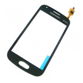 SAMSUNG S7562 GALAXY S DUOS TOUCH SCREEN + LENS BLACK