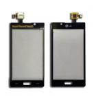 LG P700 Optimus L7 TOUCH SCREEN + LENS BLACK 3P OR