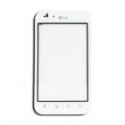 LG P970 Optimus BLACK TOUCH SCREEN + LENS WHITE 3P OR