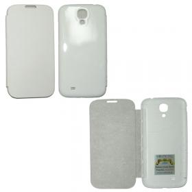 ΘΗΚΗ SAMSUNG GALAXY S4 I9505 BATTERY COVER BOOK WHITE VOLTE-TEL