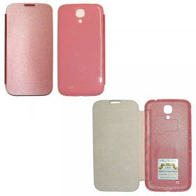 VOLTE-TEL ΘΗΚΗ SAMSUNG S4 I9505 BATTERY COVER BOOK PINK